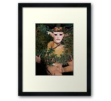 Forest Fairy Framed Print