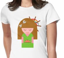 Kaylee Frye Womens Fitted T-Shirt