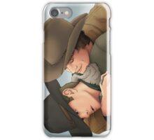 Seeking solace iPhone Case/Skin