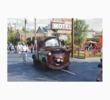 Mater from Cars At  Disneyland California Adventure by aSliceofDisney