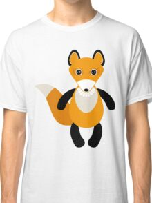 fox and forest tree.  Classic T-Shirt