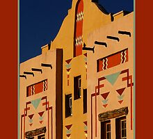 Colors #2 - Silver City, New Mexico by Vicki Pelham