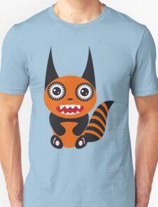 Cute cartoon orange monster T-Shirt