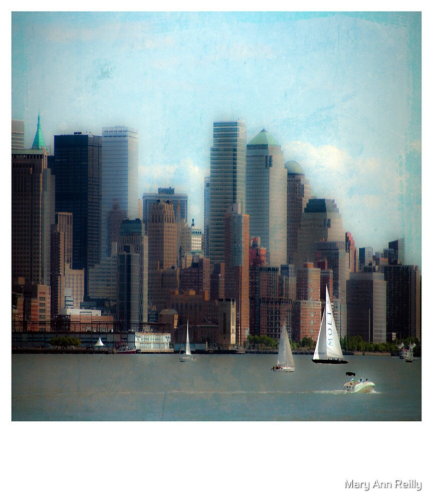 Downtown by Mary Ann Reilly