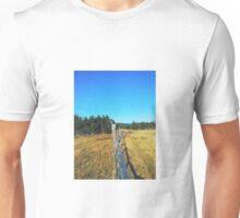On the Fence Unisex T-Shirt
