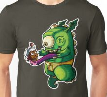 Oh No! Cupcake Monster Unisex T-Shirt