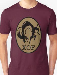 Metal Gear XOF Unit Art T-Shirt