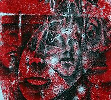 Red Faces by Peter Baglia