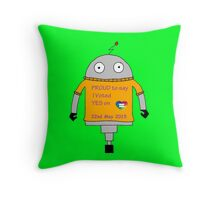 Marriage Equality 22nd May 2015 Ireland Throw Pillow