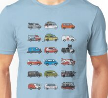 It would have been cooler as a Van (2) Unisex T-Shirt