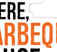 Orange is The New Black Sticker