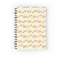 Dino Comb !!! Spiral Notebook