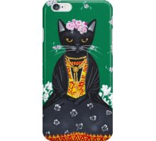 Frida Catlo iPhone Case/Skin