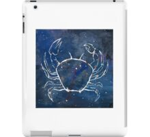 Zodiac: Cancer iPad Case/Skin