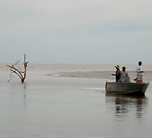 Fishing on the Finniss by Kat36