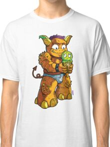 Look Out! Ice Cream Monster Classic T-Shirt