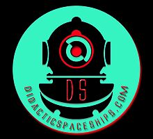 Didactic Spaceships Web Logo by didacticspace