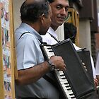 Accordion Players by Nupur Nag