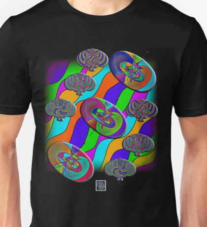 """""""Twistor Space and Light""""© Unisex T-Shirt"""