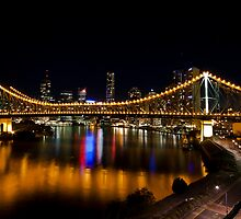 The Story Bridge by Daniel Peut