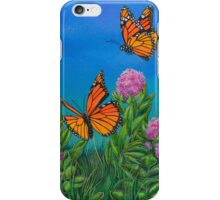"""""""Bouquet with Butterflies"""" iPhone Case/Skin"""