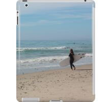 Ready to Surf iPad Case/Skin