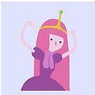 Princess Bubblegum by kmtnewsman