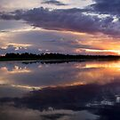 Kakadu evening 2.  by DaveBassett