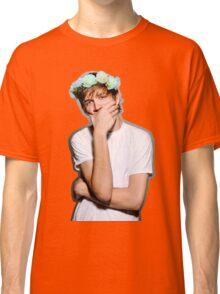 Bo Burnham Flower crown Classic T-Shirt