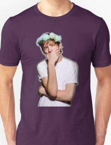 Bo Burnham Flower crown Unisex T-Shirt