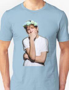 Bo Burnham Flower crown T-Shirt