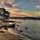 Just A little Touch of Paradise - Paradise Beach,Sydney - The HDR Experience by Philip Johnson