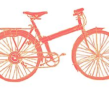 Bicycle (Pink Edition) by chyworks