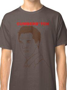 Cumberb*tch Classic T-Shirt
