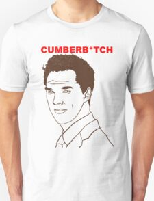 Cumberb*tch T-Shirt