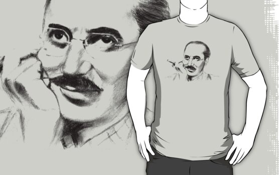 groucho marx by ralphyboy