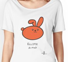 Ellipse GeoBunny Women's Relaxed Fit T-Shirt
