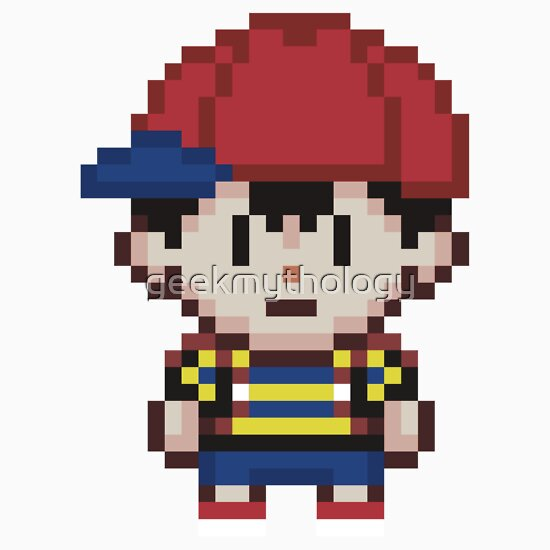 Earthbound Canvas Prints Redbubble