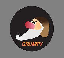 GRUMPY by LucyHollyhock