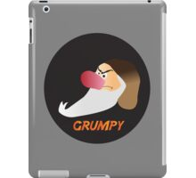 GRUMPY iPad Case/Skin