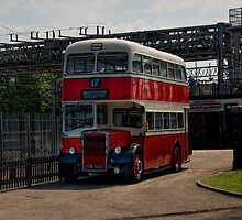 1965 Leyland Titan Bus by David J Knight
