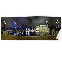 The Venetian Hotel & Casino - Panoramic Poster