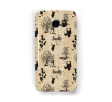 Toile Death Samsung Galaxy Case/Skin
