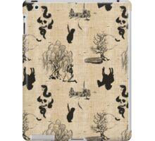 Toile Death iPad Case/Skin