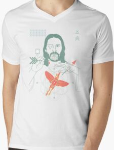 The Ultimate Game Mens V-Neck T-Shirt