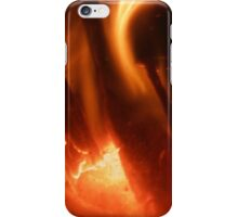 Fireplace 1 iPhone Case/Skin