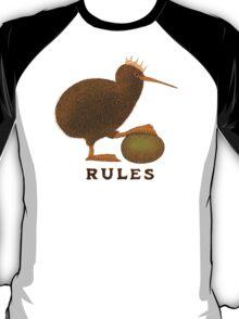 Kiwi Rules T-Shirt