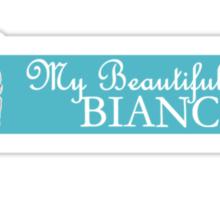 My beautiful BIANCHI Sticker