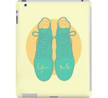 You & Me iPad Case/Skin
