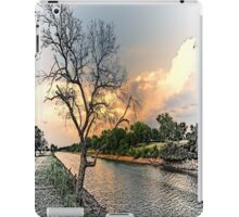 River Tree iPad Case/Skin